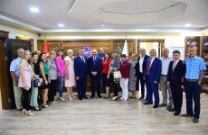 Делегация примэрии с.Копчак находится с рабочим визитом в Турции