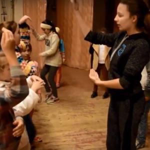 В ДК с. Копчак проходит отбор на танцевальный кружок в группу «Чекирге»