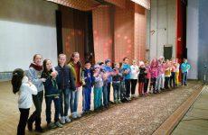 В ДК с. Копчак прошёл отбор в танцевальную группу «Чекирге» учащихся лицея им. Б. Янакогло