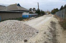 Идет благоустройство дорог в «белом варианте» на улицах Мичурина, 1 мая, Фрунзе, 28 июня