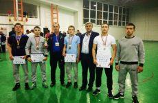 C 13 по 16 октября 2017 г. борцы ДЮСШа с. Копчак участвовали в международном турнире «Аба гюреш»