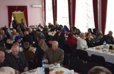 1 октября состоялся праздничный приём по случаю дня пожилого человека