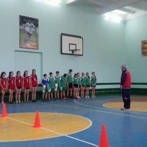 9 ноября в лицее им. С.И. Барановского состоялось плановое районное методобъединение учителей физвоспитания