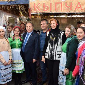 Копчакское подворье было представлено на ежегодном фестивале вина «Gagauz Şarap Yortusu»