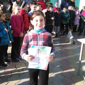 Учащиеся ДЮСШ из Копчака приняли участие в республиканском шахматно-шашечном турнире в Комрате