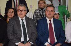 Правительственная делегация из Турции вместе с заместителем главы ТИКА Бирол Четин посетили Копчак с официальным визитом