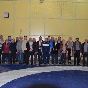 В Копчаке состоялся традиционный турнир по вольной борьбе в память о Никодиме Орлиогло