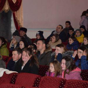 В эти выходные в Копчаке состоялся показ первого гагаузского фильма «Dünürcülük»