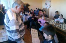 9 декабря в ДЮСШа с.Копчак состоялся региональный турнир по шашкам «Золотая шашка»
