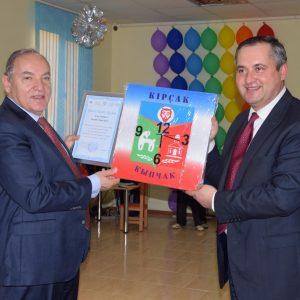 Посол Турции в Молдове Хулуси Кылыч посетил Копчак в субботу, 9 декабря