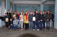 3 декабря в Копчаке состоялся чемпионат по настольному теннису среди 6-ти населенных пунктов