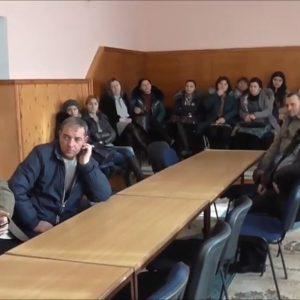Несостоявшаяся сессия местного совета в связи с отсутствием кворума от 13.12.17