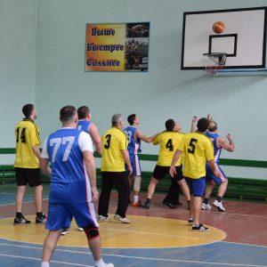 Состоялся 17 турнир по баскетболу памяти Сонгрова Ивана Федоровича