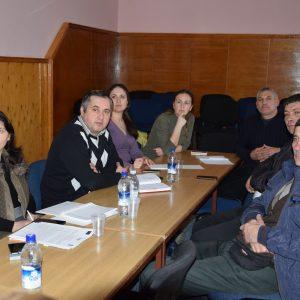 Межкоммунитарное сотрудничество. В примэрии состоялась рабочая встреча среди 4-х населенных пунктов в рамках программы MiDL