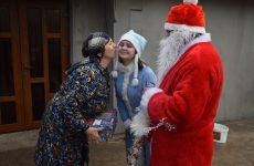 (Видео/Фото) Пенсионеры с. Копчак получили Новогодние и Рождественские поздравления от примэрии