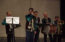 Благотворительный концерт гагаузских исполнителей состоялся в Копчаке в помощьжителю села Казаклия Анатолию Филиогло