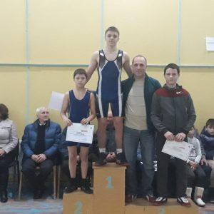 В воскресенье, 28 января в ДЮСШа состоялось чествование спортсменов села