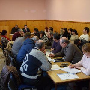 Распоряжением примара заседание местного совета созывается 8 февраля в 15:00