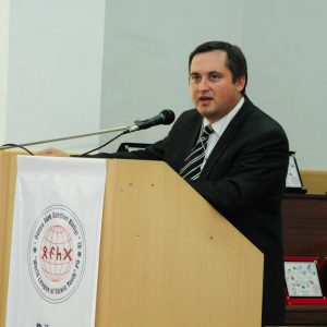 Олег Гаризан представит отчет о проделанной работе за 2017 год на заседании совета 1 марта