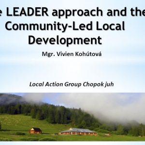 Навстречу процветающему селу: Конкурс проектных заявок в поддержку сельского развития на местном уровне