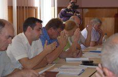 Распоряжением примара заседание местного совета созывается 13 июля в 15:00