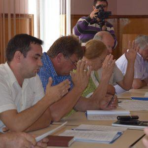 (ВИДЕО) Заседание местного совета от 12 октября 2018