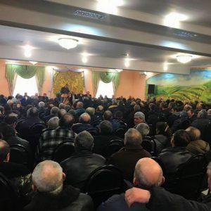 Работника пресс-службы официального сайта с. Копчак не пустили на отчетное собрание колхоза «Победа»