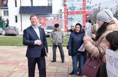 Родители д/с №3 не смогли убедить депутата Драган Н.С. поддержать выделение средств на ремонт садика в полном объеме