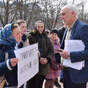 Депутат Манастырлы выступил против исключения детского сада №3 из объектов капвложений