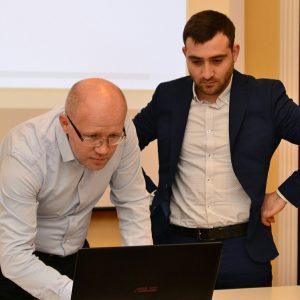 Заместитель примара Николай Яланжи участвует в работе 3-ей сессии программы «Мэры за экономический рост»