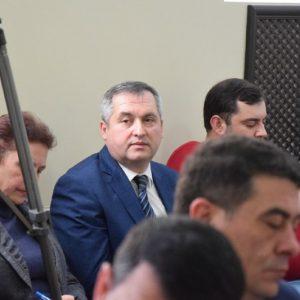 Примар Копчака Олег Гаризан прибыл на заседание НСГ отстоять интересы села