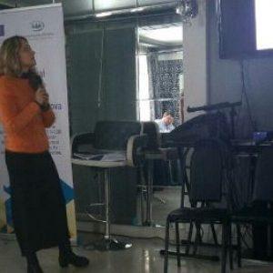 Заместитель примара принял участие в практическом семинаре в написании проектов по программе трансграничного сотрудничества