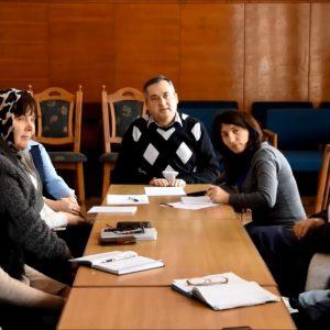 (Видео) Примар обсудил с директорами учреждений, профкомами и родительским комитетом написание проекта для решения актуальных проблем в учреждениях села