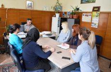 Состоялось заседание аукционной комиссии по выявлению поставщика питания в детские сады
