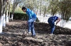 (Объявление) В четверг, 5 апреля 2018 г. состоится общесельский субботник по саночистке села