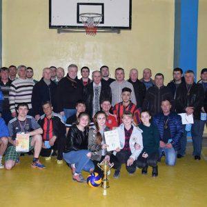 В Копчаке состоялся традиционный турнир по волейболу в честь Ивана Николаевича Копущу