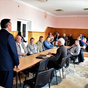 Уличные комитеты Кутузова, 28 июня и Фрунзе встретились с подрядчиком для обсуждения плана строительства дорог