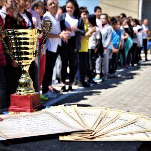 В лицее имени Б. Янакогло прошел турнир памяти учителя физ-воспитания Гайдарлы Иван Ивановича