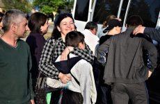 Делегация Копчака вместе с детским танцевальным коллективом вернулись из Турции