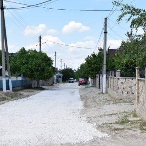 Завершился ремонт дороги в «белом» варианте по улице Мира