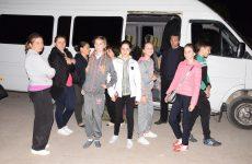 Фольклорный ансамбль и танцевальный коллектив отправились в Турцию город Адана
