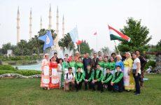 Танцевальный коллектив «Чекирга» и фольклорный ансамбль Дома Культуры выступили на фестивале тюркской музыки в Адане