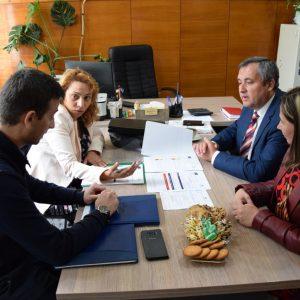 Примэрия с. Копчак пишет проект на строительство дороги Копчак — Кириловка в асфальте в рамках программы приграничного сотрудничества