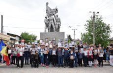 В Копчаке состоялся митинг посвященный Великой Победе и патриотическая акция «Бессмертный полк»
