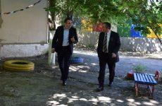Первый заместитель башкана Гагаузии Вадим Чебан посетил Копчак с рабочим визитом