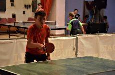 В Копчаке состоялся четвёртый ежегодный турнир по настольному теннису