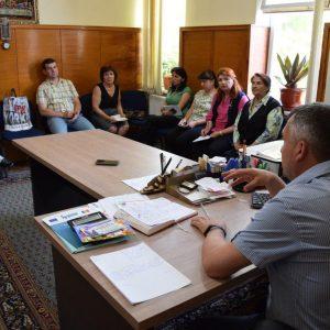(Программа) Состоялось заседание оргкомитета по проведению турнира по футболу памяти Бориса Янакогло