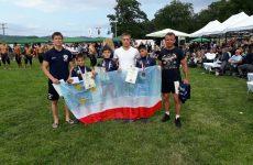 Команда борцов ДЮСШа с. Копчак завоевала призовые места на международном турнире в Болгарии