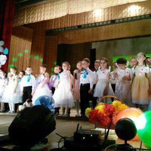 В детском саду №2 прошёл выпускной бал на сцене Дома Культуры