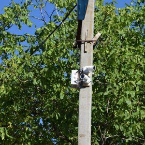 На территории села примэрией устанавливаются камеры видеонаблюдения